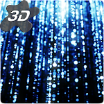 Parallax Infinite Particles 3D Live Wallpaper Icon
