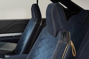 Nissan IDx Freeflow Seats