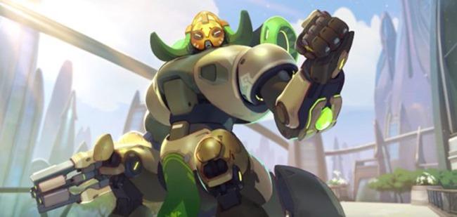 Overwatchs neue Heldin heißt Orisa