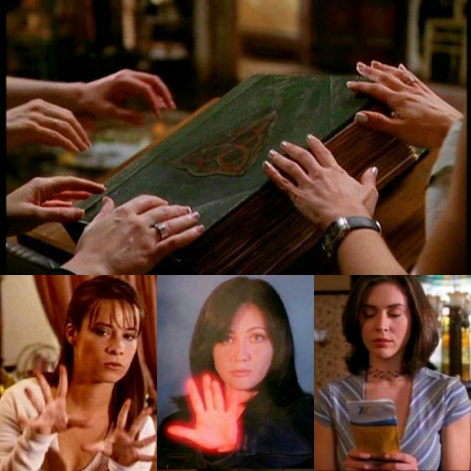 Charmed Powers