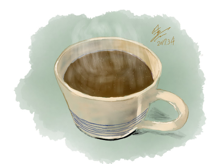 Coffe made with Sketches