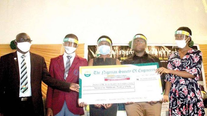 Meet 16 UTME Candidates That Was Awarded Scholarship For Their Excellent Performance