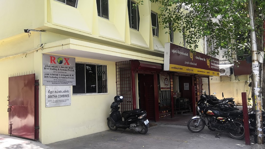 rox trading and system private limited chennai tamil nadu