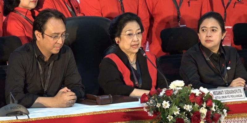 Dibanding Puan, Prananda Disebut Lebih Berpeluang Pimpin PDIP
