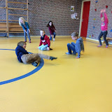 Dansworkshop groep 3a & 3b