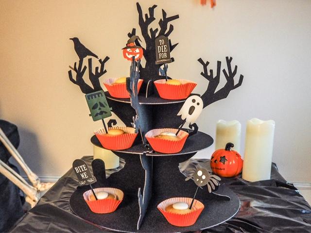 Matalan Halloween Cake Stand