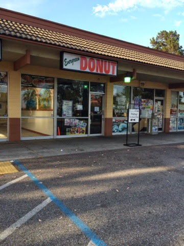 Evergreen San Jose Neighborhood Donut Shop - former location
