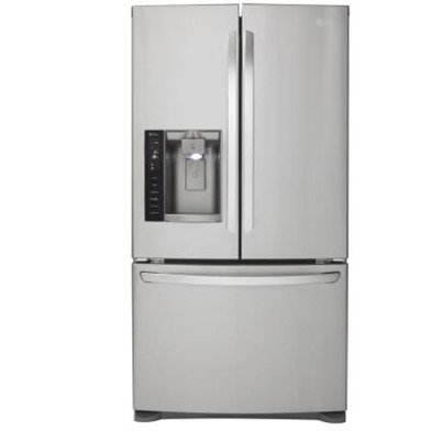 lg french door refrigerator review