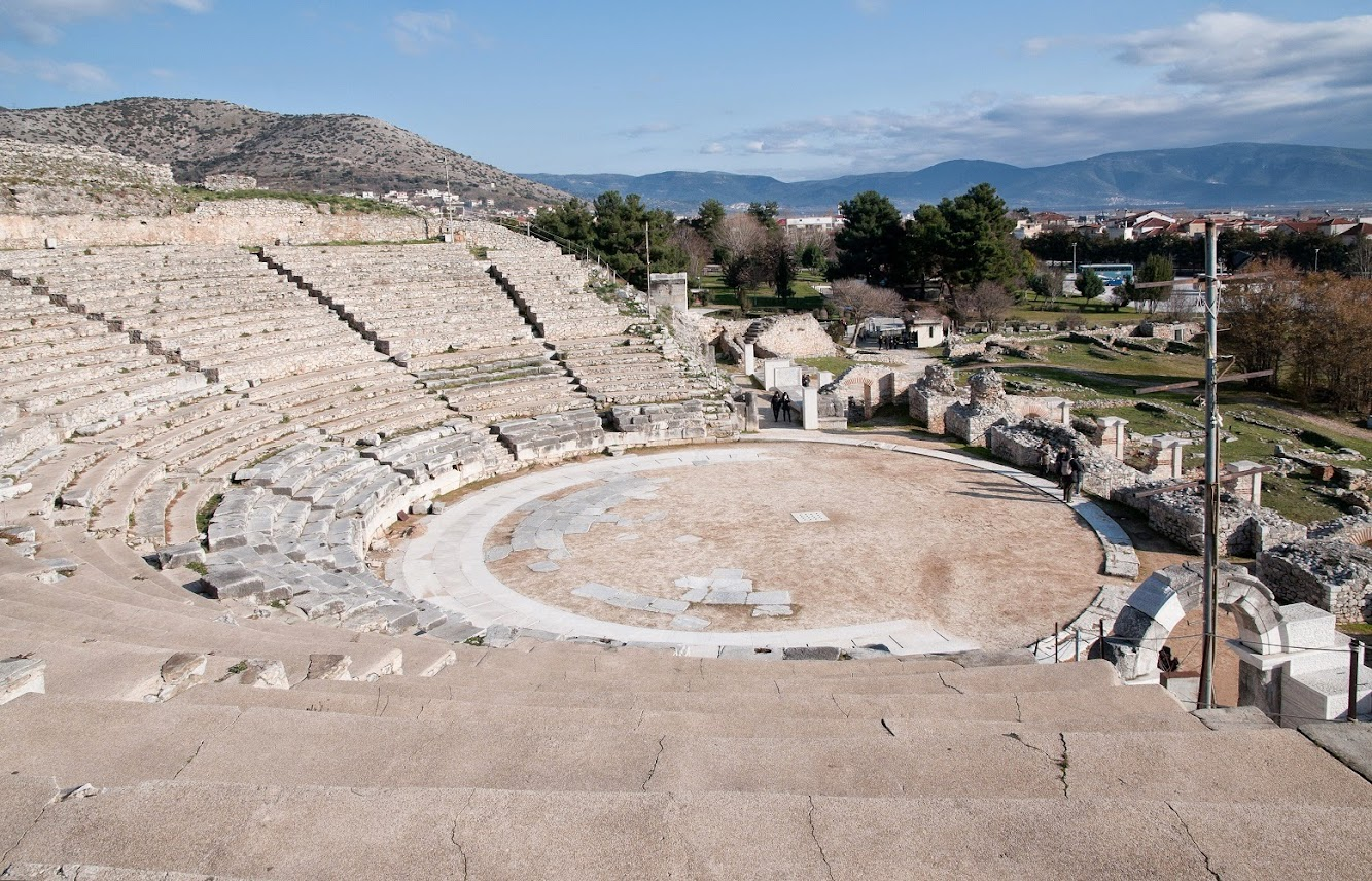 More Stuff: Ancient Philippi candidate for list of UNESCO sites