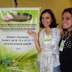 XII Forum Nacional de Manaus (Dra Tania Guerreiro e Juliana Lauria (a direita)