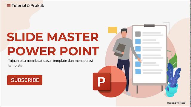 Slide Master PPT : Cara Mudah Membuat Slide Master Powerpoint 2016