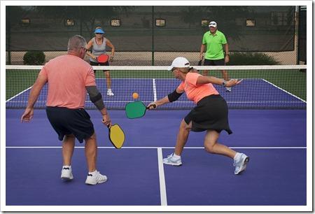 Pickelball todos los deportes de raqueta en uno. ¿Llega para quedarse?