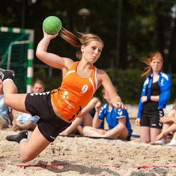 Beachhandbal + Vijfkamp 2014