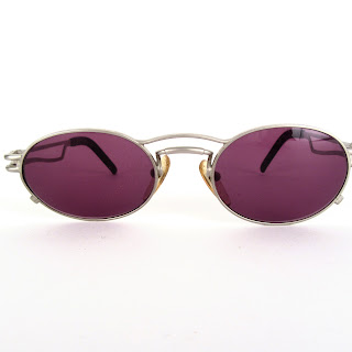 Jean Paul Gautier Oval Sunglasses