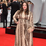 ENTSIMAGES.COM - Melissa McCarthy at the Spy - UK film premiere Odeon Leicester Square London 27th May 2015 Photo Mobis Photos/OIC 0203 174 1069