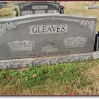 Mara Lisa Gleaves Wife of Richard H. Gleaves Triune, Cemetery