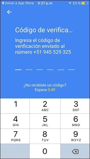 Abrir mi cuenta Google Duo - 568