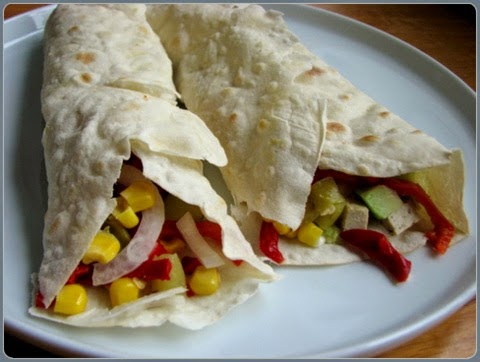 Kaip pasigaminti tortilijas (vegan!)