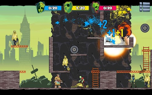 Stupid Zombies 3 Screenshot