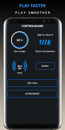 Game Booster Pro -x4 Power    GFX Tool    Lag Fix screenshot 7