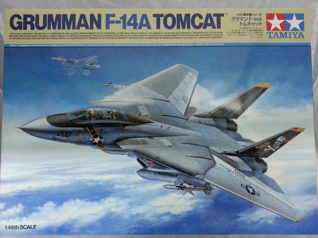 F-14 tomcat tamiya 1/48
