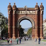 Balade urbaine - Barcelone (Espagne)