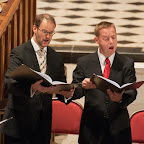 Das Hohelied der Liebe - Innsbrucker Festwochen der Alten Musik - Balthasar-Neumann-Chor und -Ensemble - Pablo Heras Casado - Stiftskirche Wilten - 21.08.2015