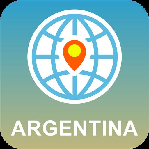 アルゼンチン 地図オフライン 旅遊 App LOGO-APP試玩