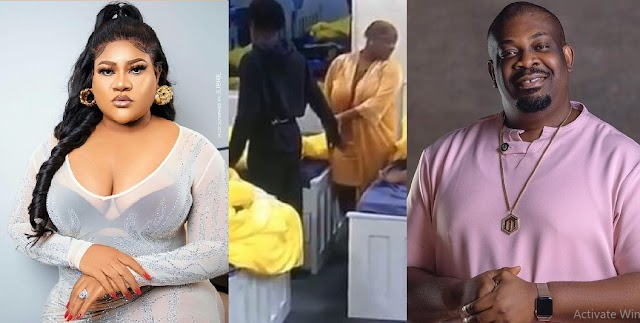 'So Dorathy Suck Brighto' – Don Jazzy, Nkechi Blessing react to Dorathy and Brighto's blow job saga [Video]
