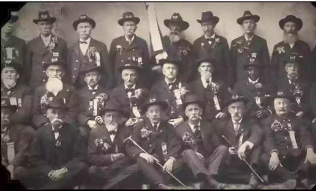Men Fought During the Civil War