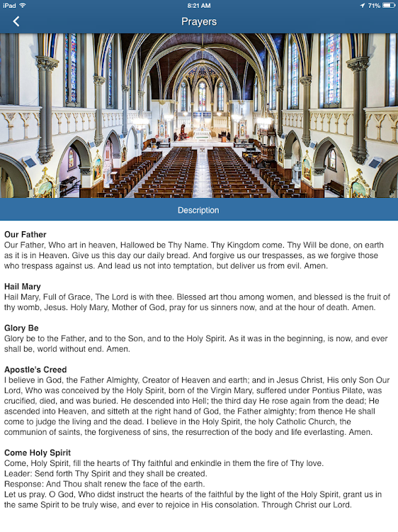St  John the Evangelist - Indy – (Android تطبيقات) — AppAgg