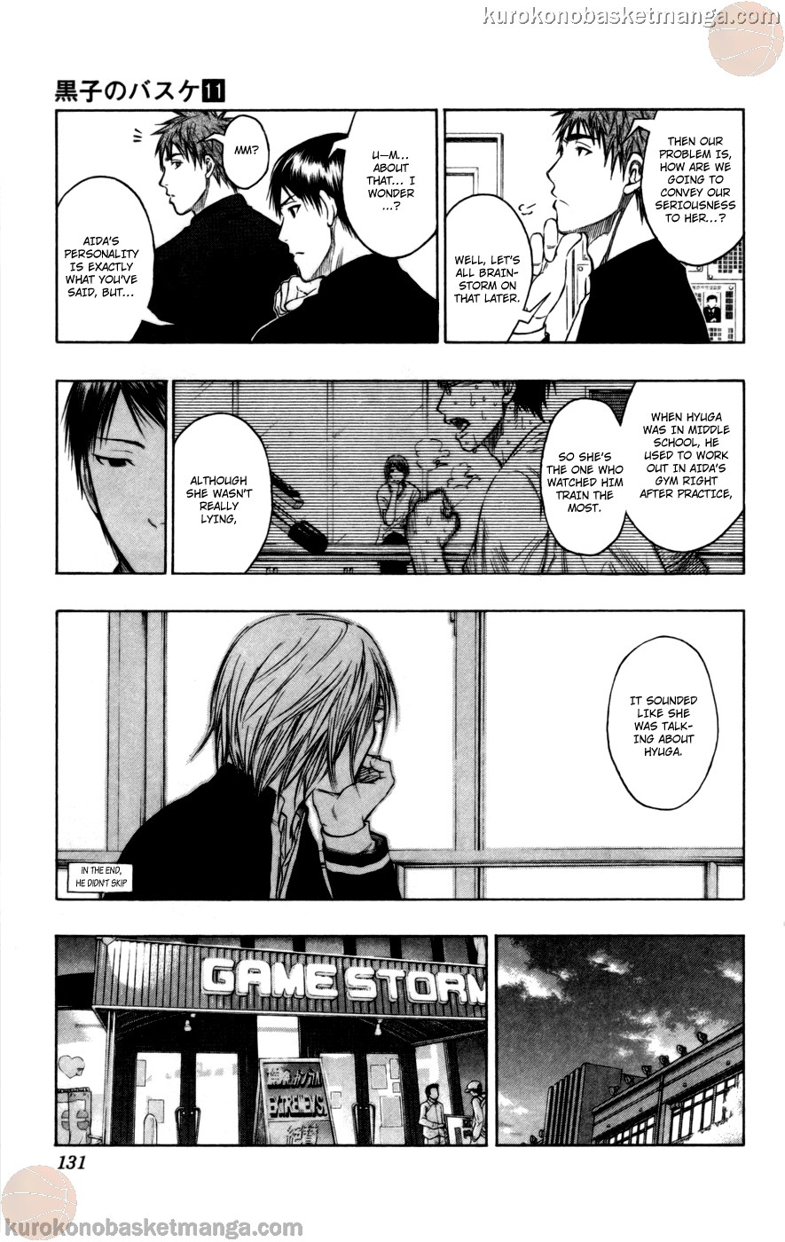 Kuroko no Basket Manga Chapter 96 - Image 05