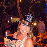 NYE at Hyde Beach in Miami, Florida, United States