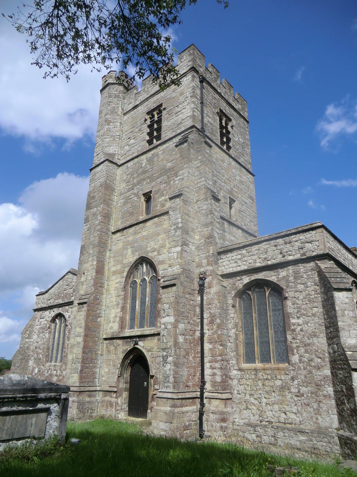 CIMG3003 St Mary Magdalene church, Cobham