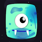 Chibble 2: Spaß Addictive Match3 Puzzle Game icon