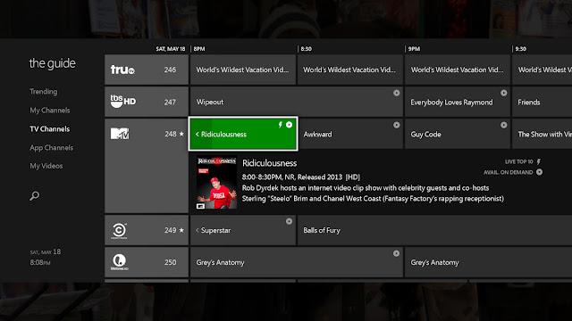 *新世代主機登場 Xbox One:整合家庭娛樂系統! 5