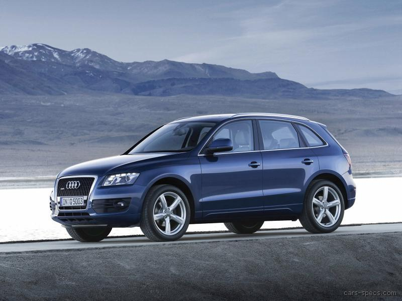 2010 audi q5 suv specifications pictures prices. Black Bedroom Furniture Sets. Home Design Ideas