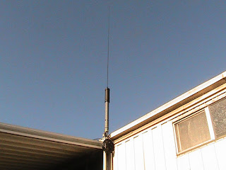 High Sierra Sidekick Screwdriver Vertical with 6 foot whip (80-10m) mounted on awning edge of mobile home.Citrus Heights, CA (2017)https://photos.app.goo.gl/geLo9WsgYdFsI2RJ2
