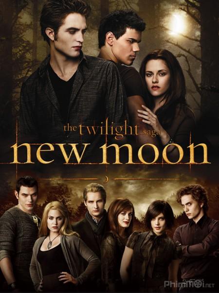 Chạng vạng 2: Trăng non - The Twilight Saga 2: New Moon (2009) |Full HD Vietsub