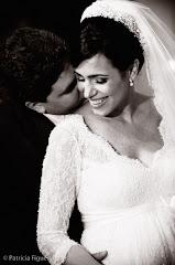 Foto do casamento de Marcella e Raimundo. Hotel Copacabana Palace, Rio de Janeiro, RJ.