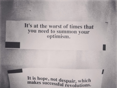 Monday Inspiration: Fortune Cookies