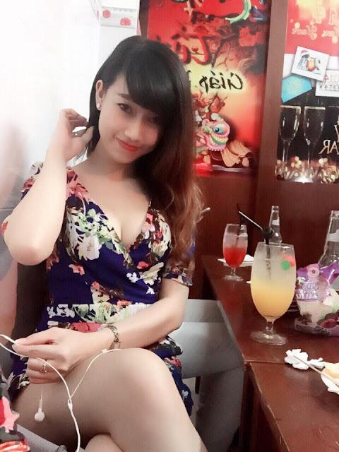 Hot girl Ngân Hà