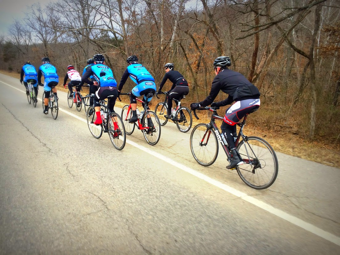 The Saturday Ride 1/31 - Ozark Cycling Adventures, Cycling news and Routes in Northwest Arkansas NWA