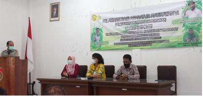 Perkuat Jejaring Kostratani dengan Pemanfaatan Teknologi Informasi, BBPP Binuang Gelar Pelatihan IT bagi Penyuluh Pertanian Kobar
