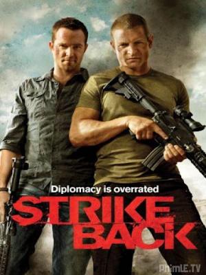 Phim Trả Đũa Phần 5 - Strike Back Season 5 (2014)
