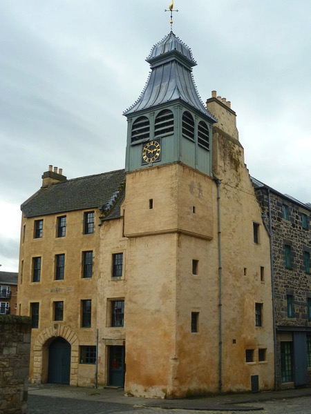 St Ninian s Manse North Leith