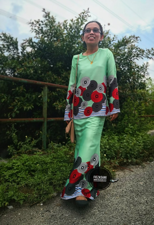 Baju Kurung Siap Dan Murah Kat Muaz Textiles Jalan TAR