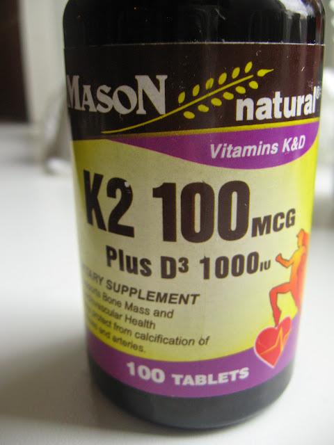 Вот этот витамин К-2 от