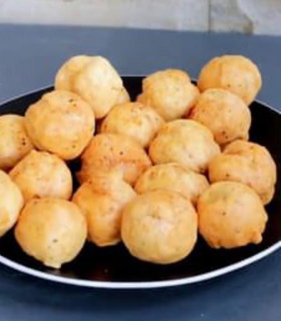 Resep bakso goreng