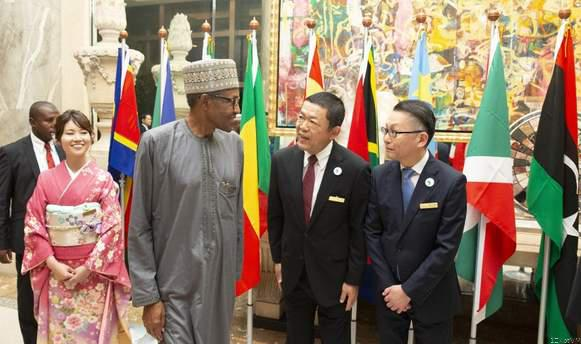 Nigerians Abroad Indulging in Crime Not Representing Our Values -Buhari